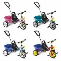 Puky trehjulet cykel med lad køb på nettet nu