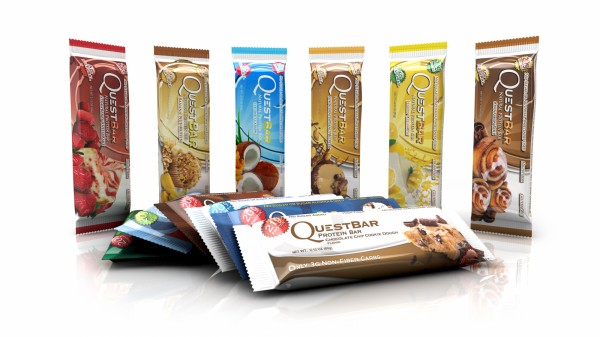 Quest Nutrition Proteinriegel Quest Bar