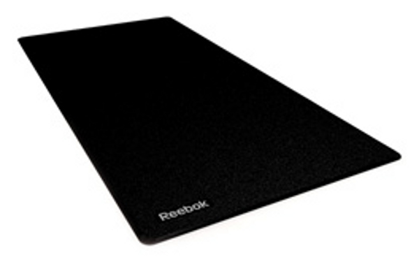 Reebok protective mat for bike/elliptical cross trainer