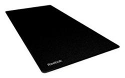 Reebok protective mat for bike/elliptical cross trainer