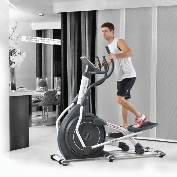 Reebok elliptical cross trainer Titanium TXF3.0