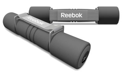 Reebok Soft Grip Dumbbells