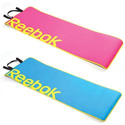 Reebok Fitnessmatte blue love