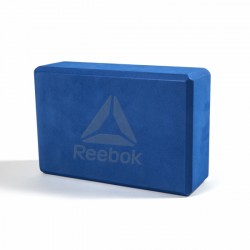 Bloc de yoga bleu de Reebok
