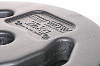 Original Bodypump Hantelscheiben Detailbild