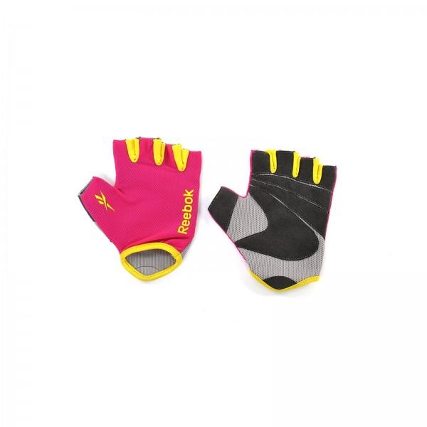 Reebok Fitness Gloves Magenta