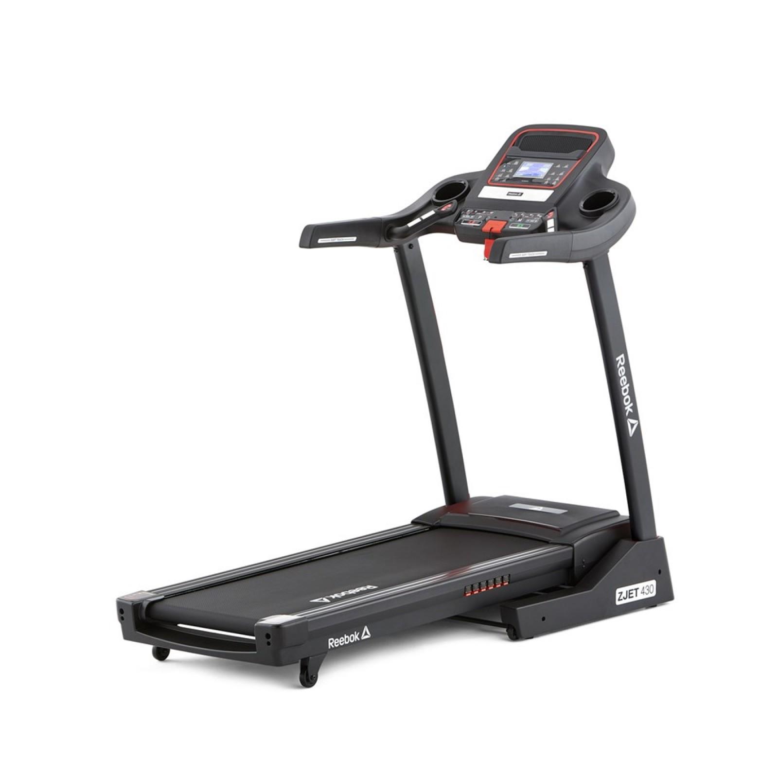 Worn Treadmill Deck: Reebok Treadmill Z-Jet 430
