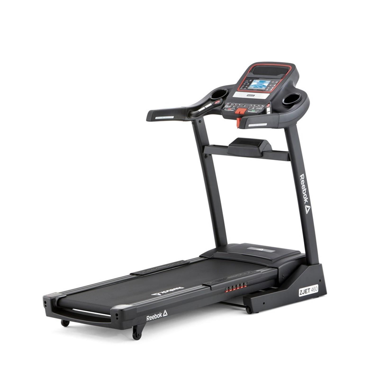 Worn Treadmill Deck: Reebok Treadmill Z-Jet 460
