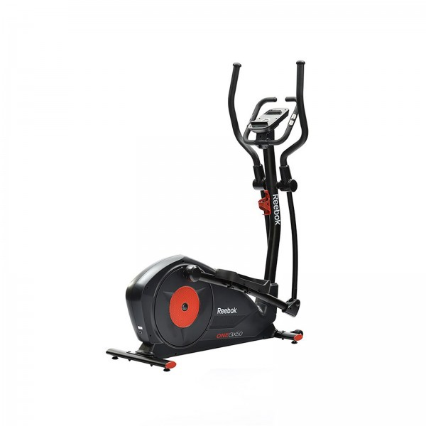Reebok elliptical cross trainer One GX50 black/red