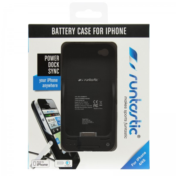 runtastic battery pack for iPhone 4/4S