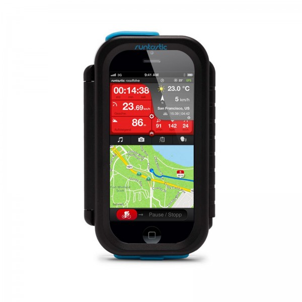 runtastic Bike Case til iPhone