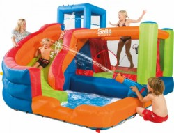 Salta Hüpfburg Bounce and Slide acquistare adesso online