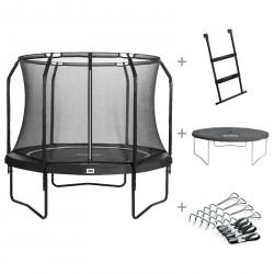 Salta Gartentrampolin Premium Black Edition Set jetzt online kaufen