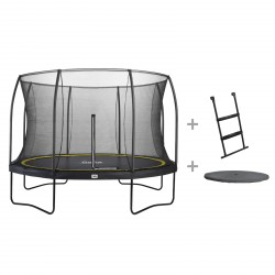 Salta Comfort Garden Trampoline, incl. Ladder und Weather protection tarpaulin purchase online now