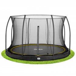 Salta Trampolin Comfort Edition Ground inkl. Netz 366cm handla via nätet nu