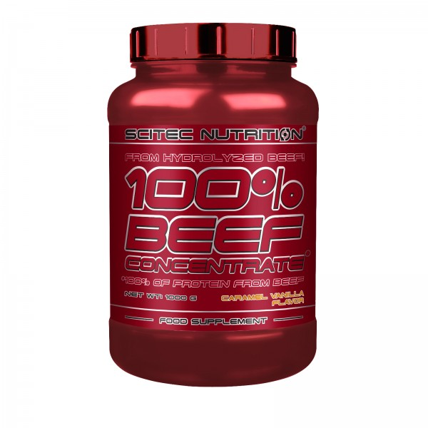 SCITEC 100% Beef Concentrate Protein