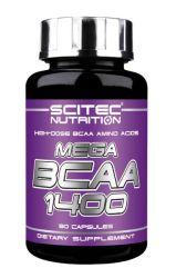 Scitec BCAA Mega 1400