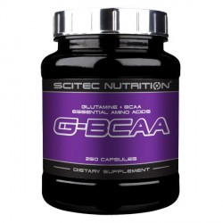 Scitec G-BCAA (Glutamine + BCAA) purchase online now
