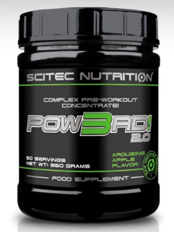 Scitec Trainingsbooster Pow3rd 2.0
