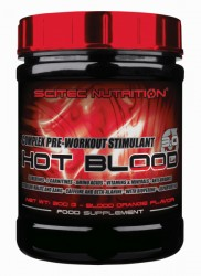 Scitec Trainingsbooster Hot Blood 3.0 acheter maintenant en ligne