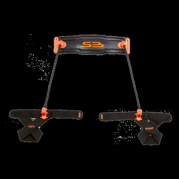 Shadowboxer fascia di resistenza Leg Tubes