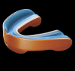 Shock Doctor mouthguard Gel Nano Detailbild