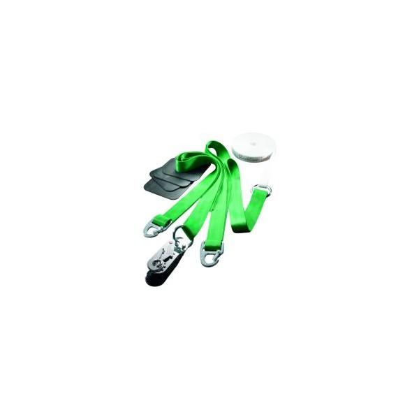 Slackline-Tools Slackline Clipn Slack Set 10m