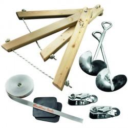 Slackline-Tools Slackline Frameline Set 10m jetzt online kaufen