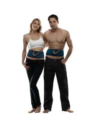 Slendertone abdominal belt FLEX (EMS) for her and him