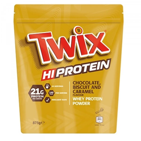 Twix Protein Pulver