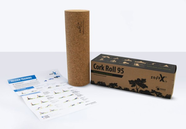 softX® Faszienrolle Cork Roll 95