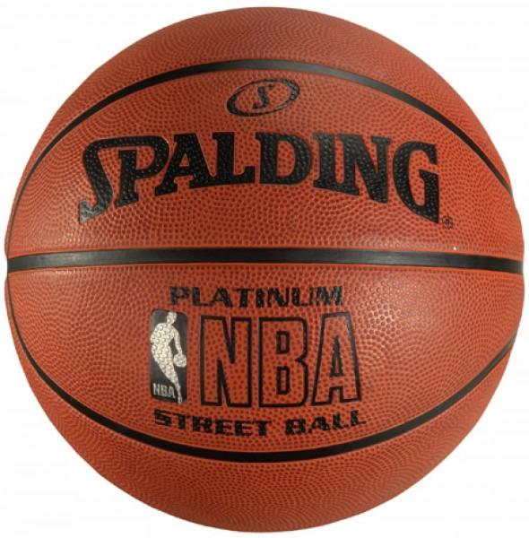 Spalding pallone da basket Platinum Streetball