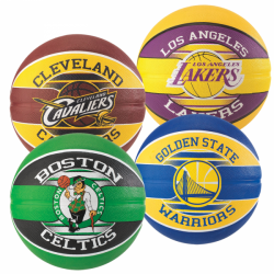 Spalding NBA team ball purchase online now
