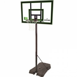 Spalding portable basketball system NBA Acryl purchase online now