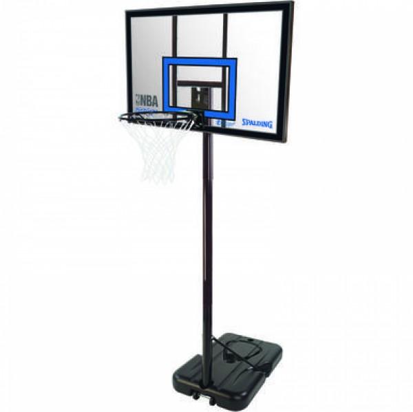 Spalding canestro da basket portatile NBA acrilico