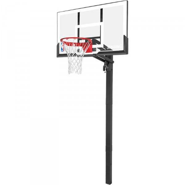 Spalding Basketballanlage NBA Gold In-Ground