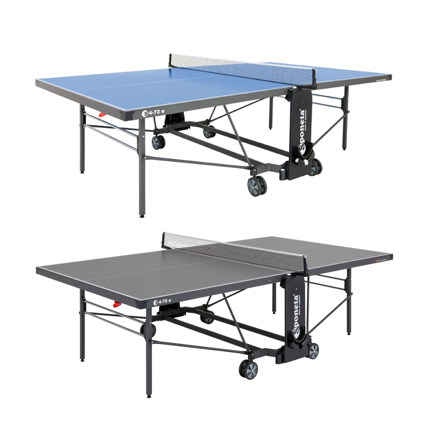 Sponeta table tennis table s4 73e s4 70e sport tiedje - Sponeta table tennis table ...