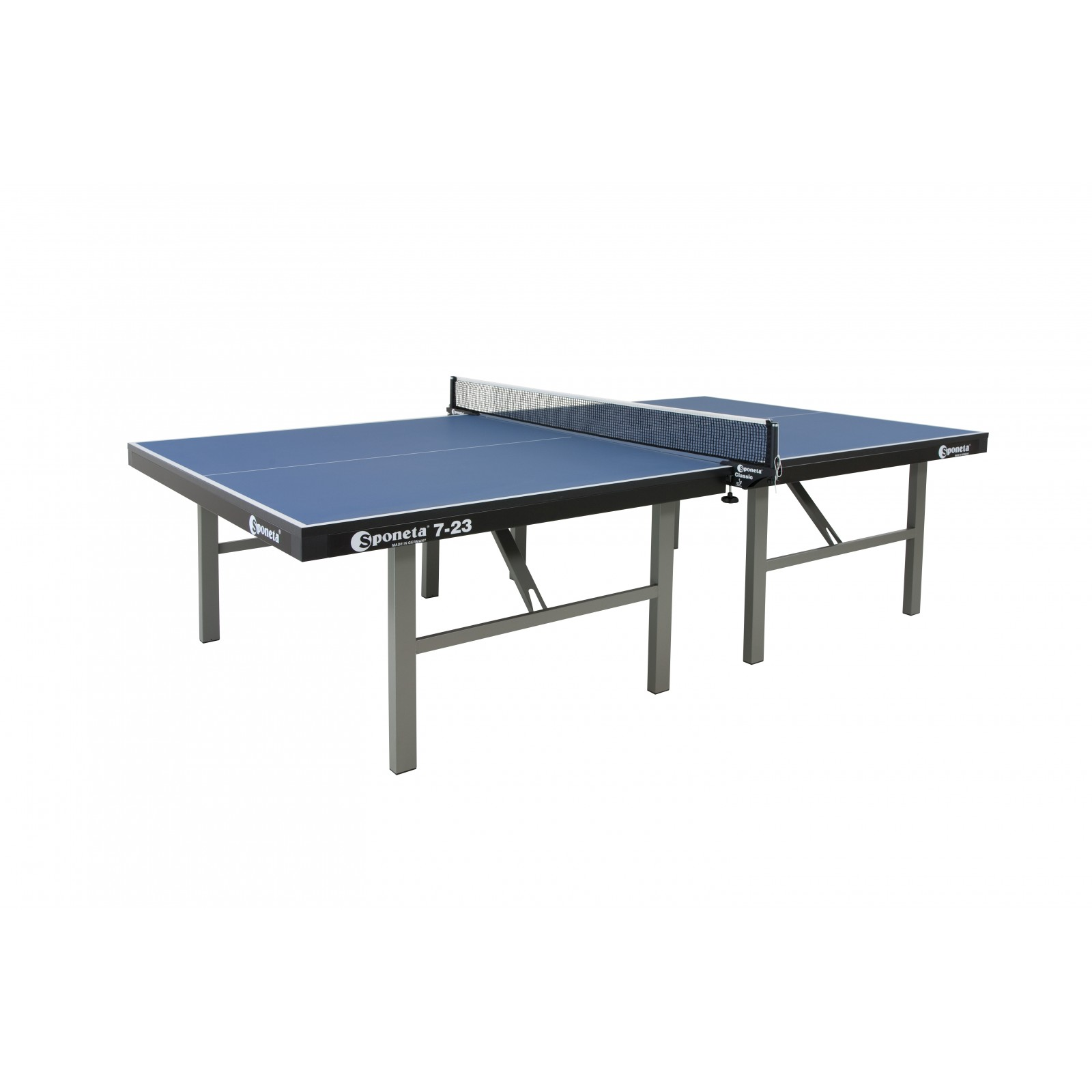 Sponeta table tennis table competition s7 22 green buy with 15 customer ratings sport tiedje - Sponeta table tennis table ...