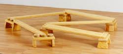 Balancing gangplank