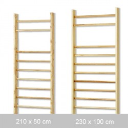 Wall bars with round bars purchase online now