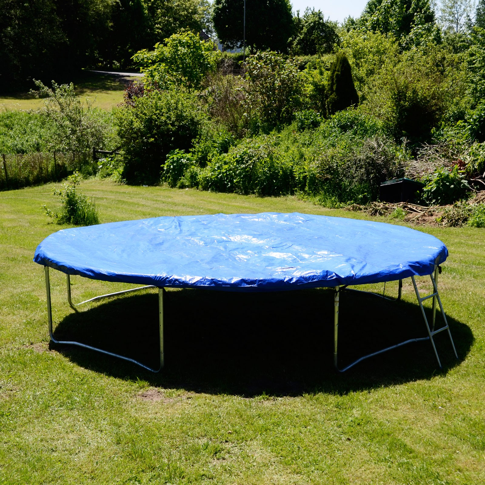 sport tiedje garten trampolin 490 cm inkl sicherheitsnetz leiter sport tiedje. Black Bedroom Furniture Sets. Home Design Ideas