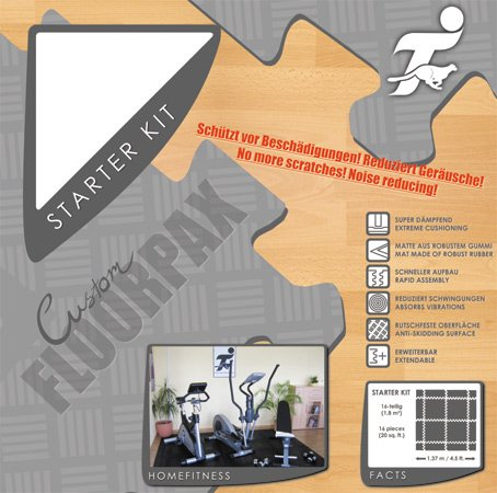 Sport-Tiedje Custom Floorpax Starter Kit