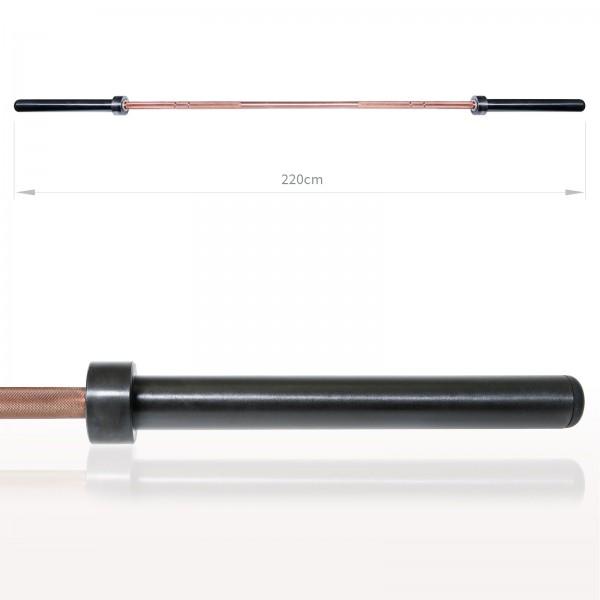 Premium barre d'haltères longs 50mm