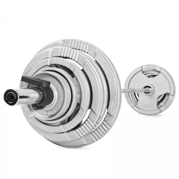 50 mm 120 kg Barbell Set