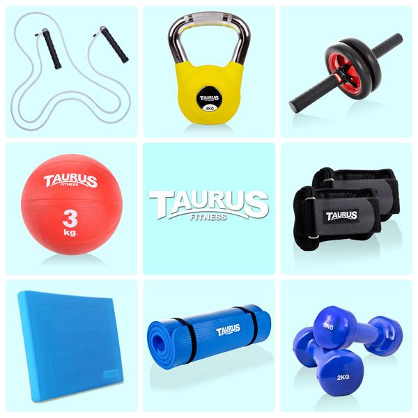 Sport-Tiedje Fitness-Box für Frauen