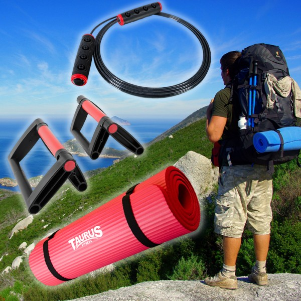 Sport-Tiedje Urlaubs Paket Back-Packer