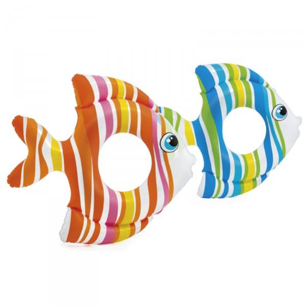 Intex Schwimmring Fish