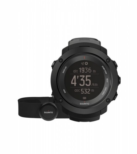Suunto AMBIT 3 Vertical (HR) inkl. Brustgurt