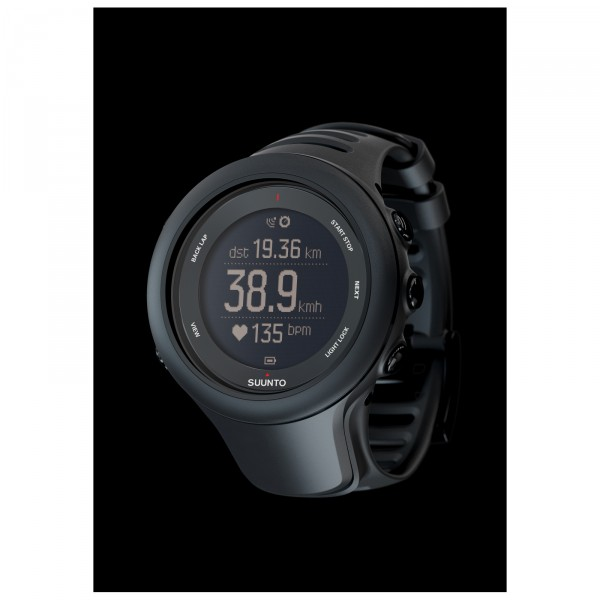Suunto Ambit 3 PEAK mit Brustgurt