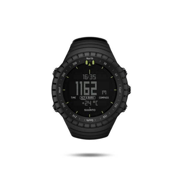 Suunto Core All Black Outdoor-Uhr